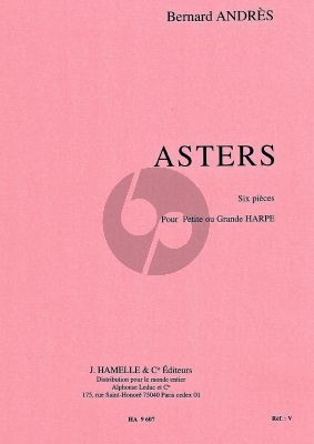 Andres Asters pour Harpe