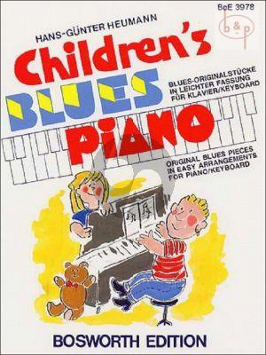 Heumann Children's Blues Piano