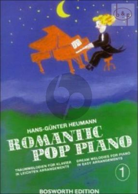 Romantic Pop Piano Vol.1