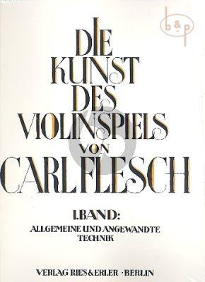Kunst des Violinspiels Vol.1