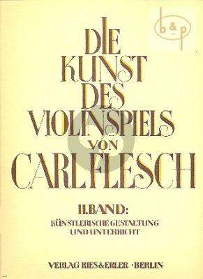 Kunst des Violinspiels Vol.2