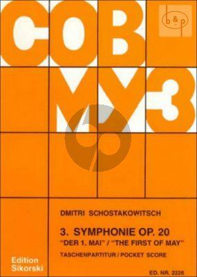 Symphony No.3 Op.20