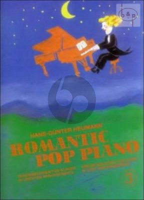 Romantic Pop Piano Vol.3