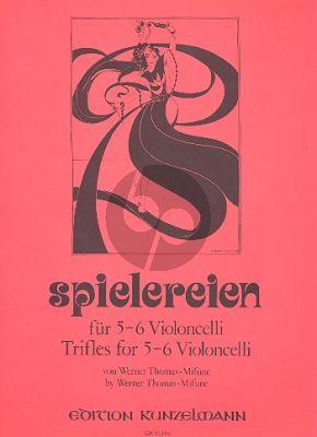Spielereien Vol.3 (5-6 Vc.)