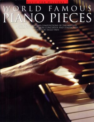 Album World Famous Piano Pieces (Music for the Millions No.1)