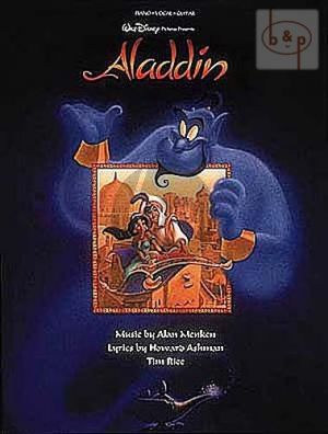 Aladdin Vocal Selection