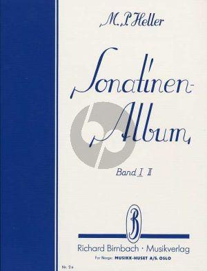 Sonatinen Album Vol.1 Klavier (M.P. Heller)
