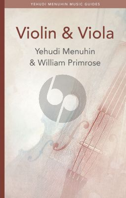 Menuhin-Primrose Violin & Viola (Yehudi Menuhin Music Guides)