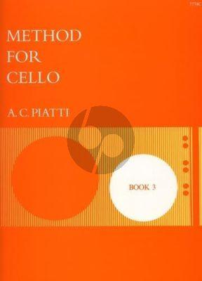 Method Vol.3 Violoncello
