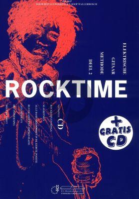 Rocktime Vol.2 Methode Electrisch Gitaar