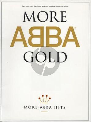 Abba - More Gold (Piano/Vocal/Guitar)