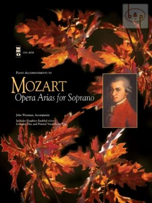 Arias for Soprano (Bk-Cd)