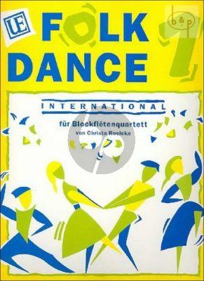 Folk Dance Vol.1 ((SS[A]A[T]B)