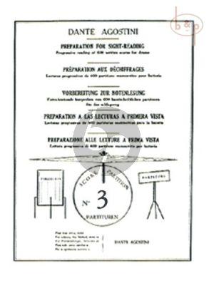 Preparation aux Dechiffrage Vol.3