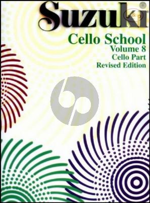 Cello School vol.8 Cellopart