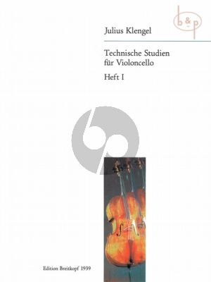 Technische Studien Vol.1 Violoncello