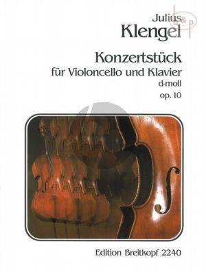 Konzertstuck d-moll Op.10