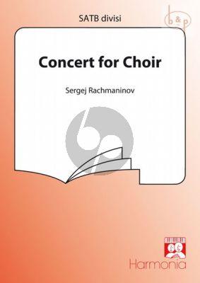 Concert for Choir