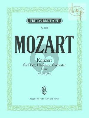 Konzert C-dur KV 299 (297c) Flöte-Harfe mit Orchester