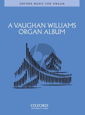 A Vaughan Williams Organ Album