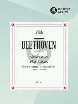 Beethoven Samtliche Sonaten Vol.1 Klavier (Frederic Lamond)