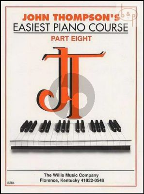 Easiest Piano Course Vol.8