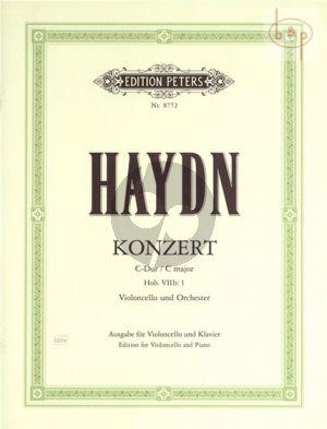 Concerto C-major Hob.VIIb:1 (Violoncello-Orch.) (piano red.)