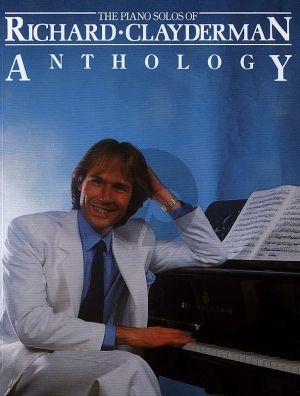 Clayderman Anthology of Piano Solo Richard Clayderman