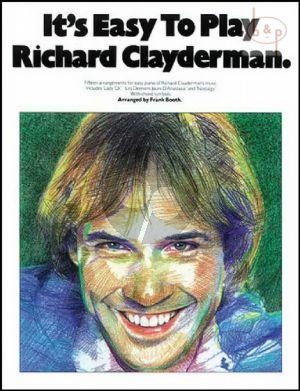 It's Easy to Play Clayderman Vol.1