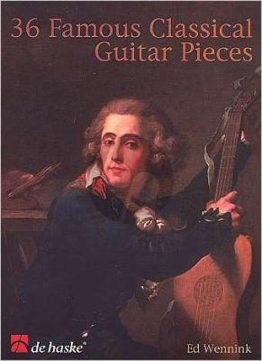Wennink 36 Famous Classical Guitar Pieces