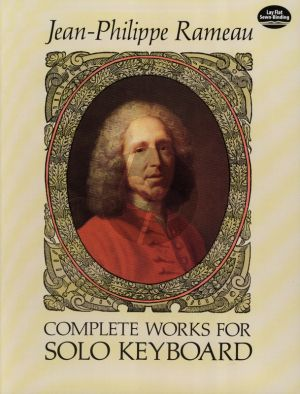 Rameau Complete Works for Keyboard (Dover)