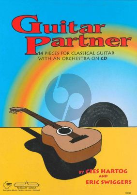 Hartog Guitar Partner (Bk-Cd)