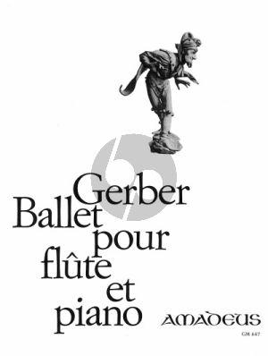 Ballet Flöte und Klavier