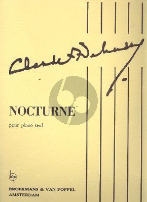 Debussy Nocturne Piano solo (Original)
