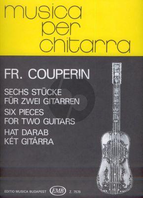 Couperin 6 Pieces 2 Guitars (László Vereczkey)
