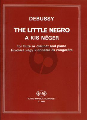 Petit Negre Flute-Piano