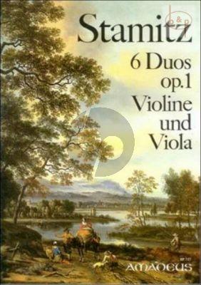 6 Duos Op.1