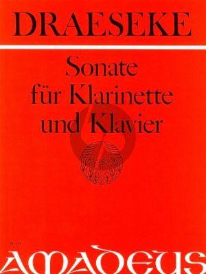 Draeseke Sonate B-dur Op.38 Klarinette und Klavier (Bernhard Pauler)