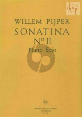 Sonatina No. 2 Piano solo