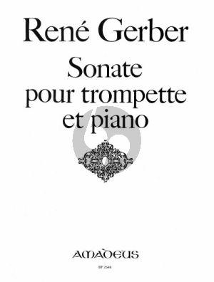 Gerber Sonate Trompete und Klavier (1948)