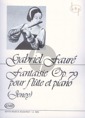 Fantasy flute-piano