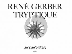 Gerber Tryptique Orgel (1943)