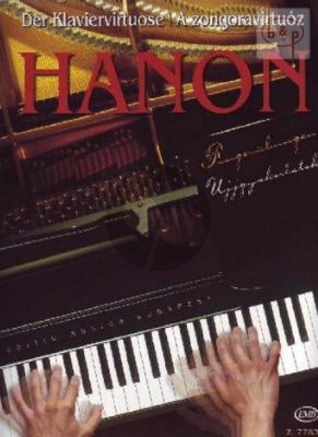Hanon The Piano-Virtuose (60 Finger Exercises)