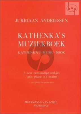 Kathenka's Music-Book