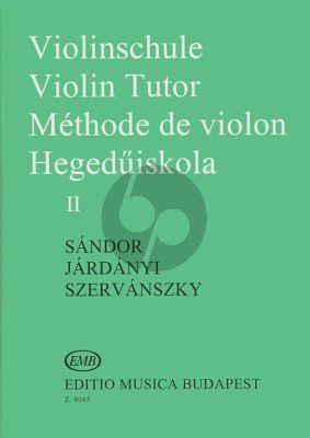 Violin Method Vol.2