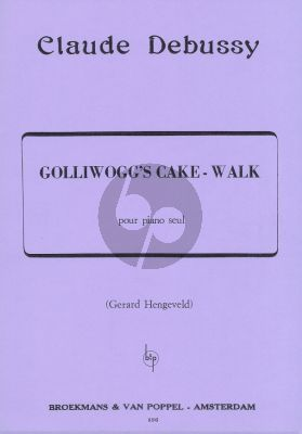 Debussy Golliwogg's Cake Walk