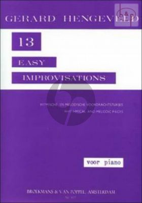 13 Easy Improvisations