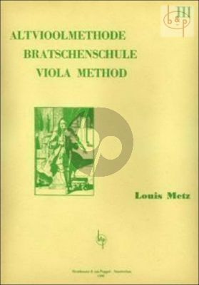 Altvioolmethode Vol.3