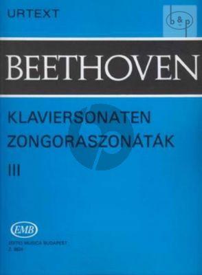 Sonatas Vol.3