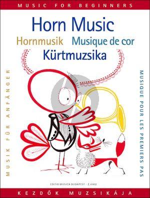 Album Horn-Music for Beginners